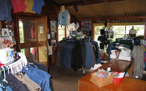 Brooks Lodge Trading Post Interior