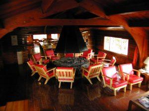 Brooks Lodge Fireplace