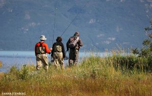 Brooks Lodge Guided Fly Fishing Walk and Wade