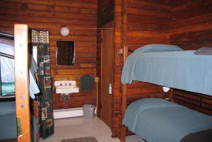 Brooks Lodge Guest Room Interior