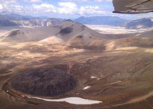 Brooks Lodge Novarupta and Baked Flight Seeing Tour
